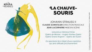 À la rencontre d'Anne Girouard (La chauve-souris) - Épisode 3, son rapport à l\'Opéra