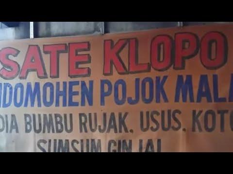 Video Mudik 2015 - Sate Klopo Surabaya