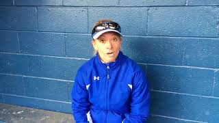 SB: Postgame Interview With Hofstra Coach Larissa Anderson Vs. BU, UMass (3/17/18)