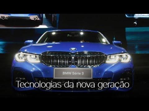 #AVALIAÇÃO: BMW SÉRIE 3 - A TECNOLOGIA DO 330i M SPORT 2019