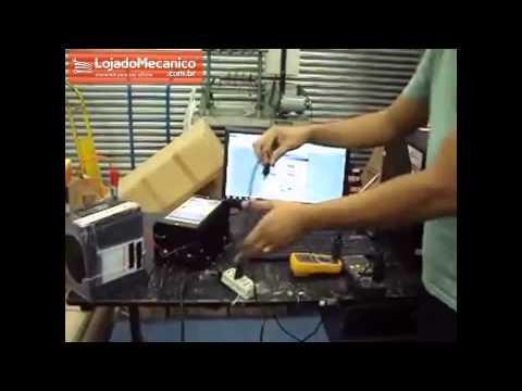 No Break de Bateria Externa 500VA 110/220V - Video