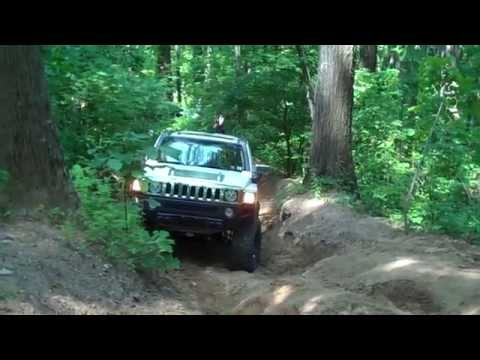 Hummer H2, H3 & H3T vs Jeep Off-Road