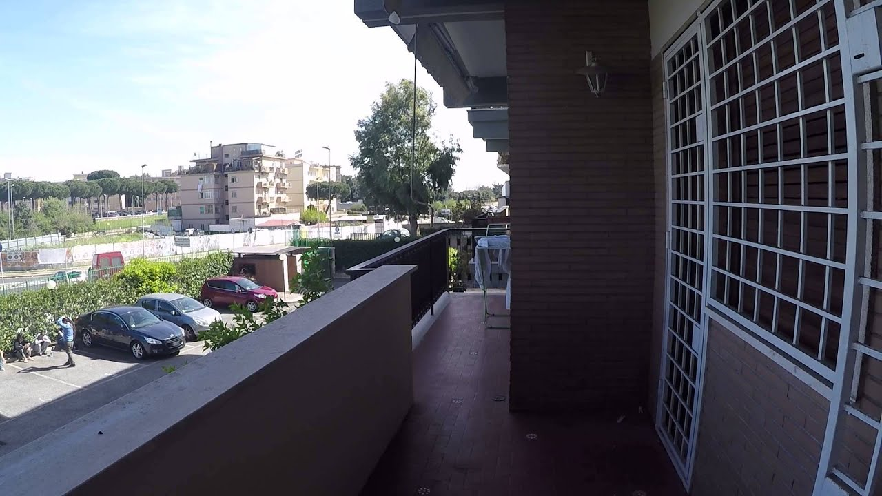 Double Bed in 5 Rooms for rent in spacious apartment with balcony and AC in Aurelio area