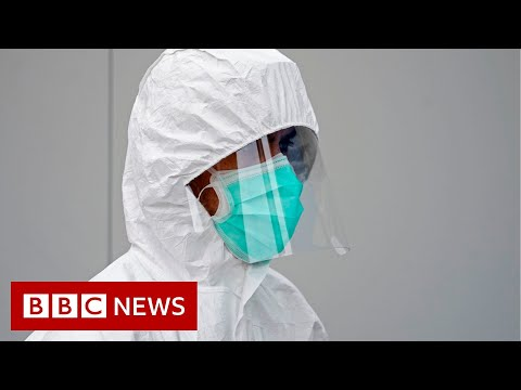 Mehr als 100.000 Infizierte und 9.000 Tote