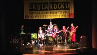 Video Silent Scream - Škola - rocku 2. předkolo 24. 4. 2015