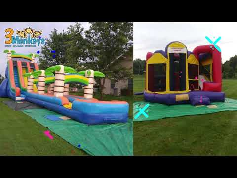 Bounce House, Party, and Water Slide Rentals Lancaster
