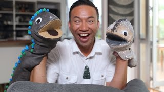 Youtube thumbnail for How to make puppets
