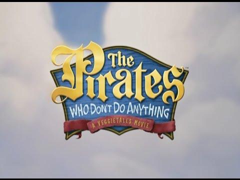 VeggieTales - The Pirates Who Don't Do Anything Menu Walkthrough