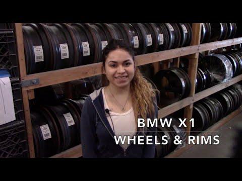 Factory Original BMW X1 Wheels & BMW X1 Rims – OriginalWheels.com
