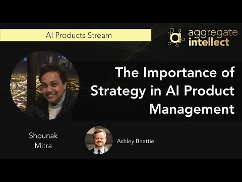 The Importance of Strategy in AI Product Management