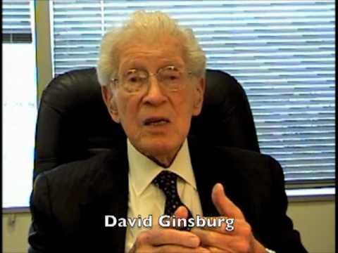 David Ginsburg (2005) on Justice William O. Douglas