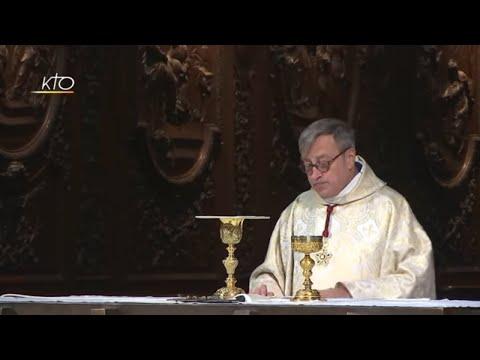 Messe à Notre-Dame de Paris du 11 janvier 2019