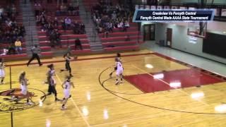 Hannah Hunter Basketball Highlights