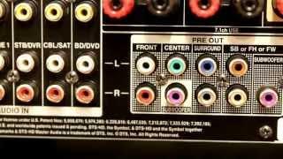 Onkyo TX-NR828 A/V Receiver Review by AV LAND UK