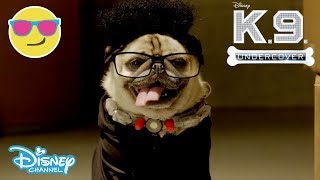 K.C Undercover | The Getaway Driver - K-9 Undercover 🐶| Official Disney Channel UK - Video Youtube