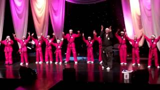 "The Martial Arts WDT (TM) - Donnie McClurkin's ""Trusting In You"""