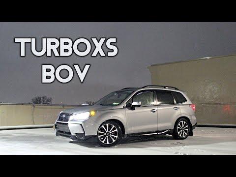2017 WRX Boomba BPV/BOV Install and Review - смотреть онлайн