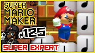 """THAT'S NOT WHAT I WANTED!!"" [Super Mario Maker w/ PKSparkxx - #125]"