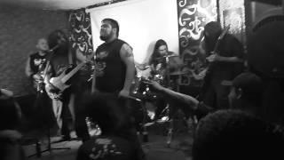 Violate - Baptized - Live @Fenix Rock Bar, Nuevo Laredo, MX