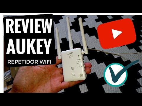 Review AUKEY Repetidor WiFi WF-R7 Doble Banda 5GHz 750Mbps + 2.4GHz 300Mbps
