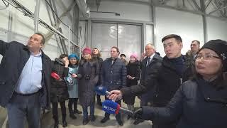 Как выглядят  новые очистные сооружения в Улан-Удэ за 2.7 млрд. рублей