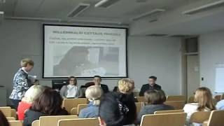 """Panel III """"Wpływ cyfrowych technologii na czytelnictwo uczniów"""""""