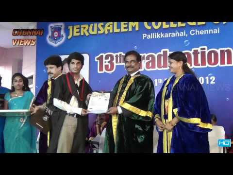 Jerusalem College of Engineering video cover1