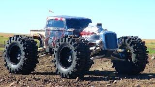 ᐈ Rc Adventures Traxxas Summit 4x4 Truck In Custom Ice
