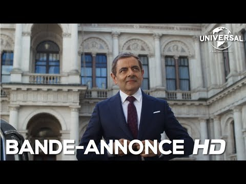Johnny English contre-attaque Universal Picture International France