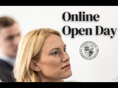 Replay of MBA Online Open Day