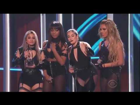 [HD] Fifth Harmony - Work from Home (Live at the 2017 People's Choice Awards)