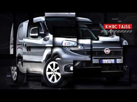 Fiat Doblo Cargo Фургон класса M - рекламное видео 2