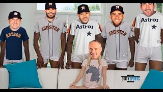 THE HOUSTON ASTROS CUCKED ROB MANFRED