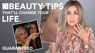 5 BADASS Beauty Tips Thatll Change Your Life! Guaranteed.