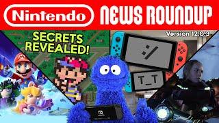 Mario + Rabbids Leak, Earthbound Secrets, Update Woes   NINTENDO NEWS ROUNDUP