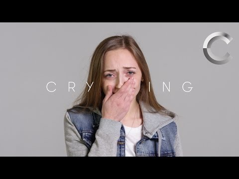 100 People Show Us What It Looks Like When They Cry