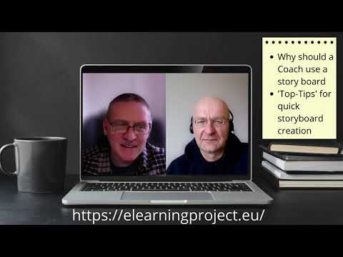 Trainer Explainer Story Board Q & A – No. 1