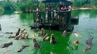 10 Śmiertelnie Niebezpiecznych Miejsc Turystycznych