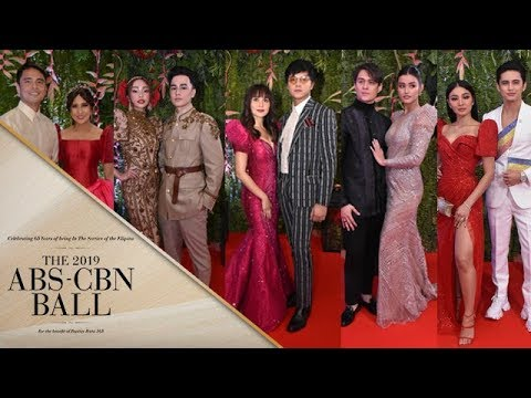 WATCH: ABS-CBN Ball 2019 Red Carpet Highlights