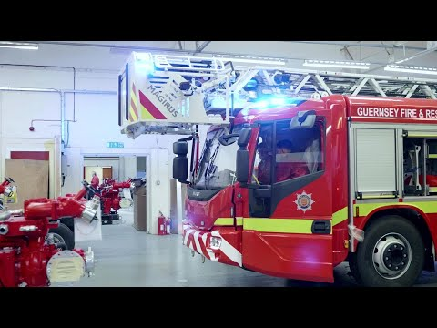 Emergency One produces reliable rescue vehicles for 90% of the UK's fire and rescue Services