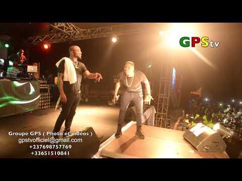 Concert de Davido à Douala, Stanley Enow met le Feu