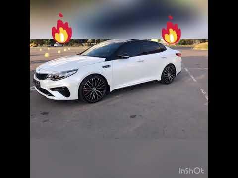 KIA OPTIMA JF on R20 TIS wheels