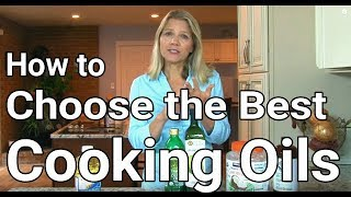 Best Cooking Oils for Low-Carb or Keto Lifestyle