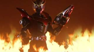 Kamen Rider Ryuki Survive First Henshin