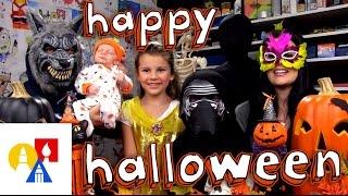 Happy Halloween + Art Supply Giveaway!