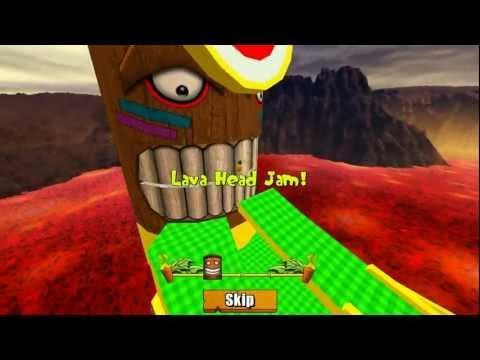 Video of Tiki Golf Adventure Island