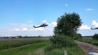 Ударный вертолёт Ми-28 Д. Кобяково