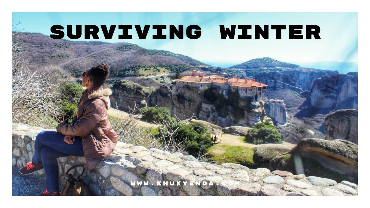 Surviving Winter | 4 Tips for an African Abroad