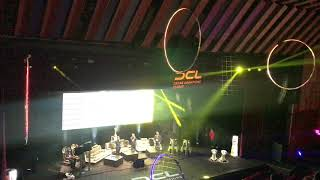Drone Racer FPV - Drone Champions League DCL - Cannes 2019 - Démonstration Drone RACER FPV indoor