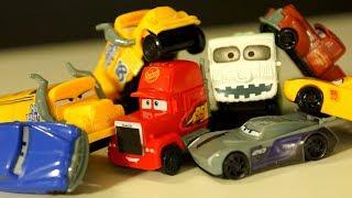 🎁 Sweet Box Тачки 3 РАСПАКОВКА - Sweet BOX Disney Cars 3 Unboxing - Игрушки из Мультфильма Тачки